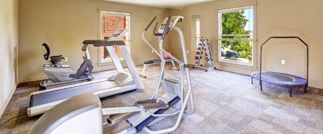 Home Gym Exercise Equipment